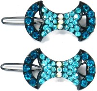 SPM Pair Of Elegant New Hairclips11 Hair Clip(Multicolor) - Price 200 83 % Off