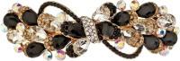 Mansiyaorange party wear fancy accessories Hair Clip(Black) - Price 299 76 % Off