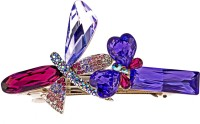 Kalon Princess Delight Hair Clip(Purple)