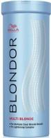 Wella Professionals Blondor Multi Blonde Lightening Bleach Powder 400ml Hair Color(Multi Blonde)