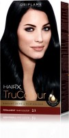 Oriflame Sweden HairX TruColour - 2.1 Hair Color(BLUE BLACK)