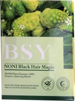 Ruchi World BSY Shampoo Based Hair Color(black)