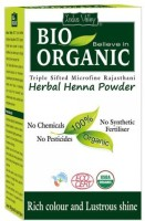 Indus Valley Bio Organic Henna Hair Color(NA)