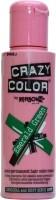 Crazy Color Semi-Permanent  Hair Color(Emerald Green)