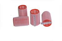 Styler Velcro 3x6 Roller Hair Curler(Red) - Price 147 70 % Off