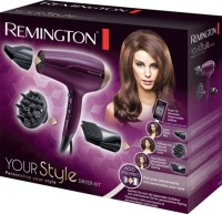 Remington D5219 Hair Dryer(Pink)