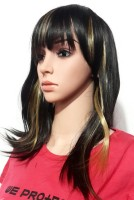 Air Fine Highlighted Wig Hair Extension - Price 3899 80 % Off
