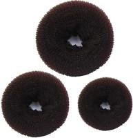 Ritzkart 3 Pieces  Donut Bun Maker, Large Medium Small Each One Hair Extension
