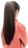 Wig-O-Mania Jasmine 3/4 Stylish Long Black Hair Extension