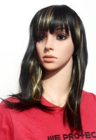 Air Fine Highlighted Wig Hair Extension - Price 3499 82 % Off