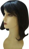Wig-O-Mania Erica Syn Fibre Medium Style  Piece Natural Black Hair Extension