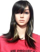 Air Fine Highlighted Wig Hair Extension - Price 3799 80 % Off