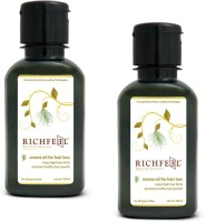 Richfeel Hair Loss Oil 100ml (Pack Of 2) Hair Oil(200 ml)