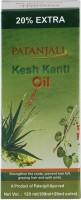 Patanjali Divya Kesh Kanti Hair Oil (120ML, Pack of 3)