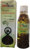 Biocare Gem Blue, Forest Herbs, Shine Boost, Blended With Jasmine Hair Oil(200 ml) - Price 441 77 % Off
