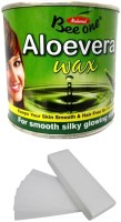 Out Of Box Beeone Aloevera Body Wax with 100 Wax Strips Cream(600 g)