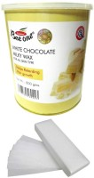 Out Of Box Beeone White Chocolate Milky Wax and 100 Strips Cream(800 g)