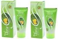 Olivia Herbal Hair Removing Cream (Pack of 2) Cream(120 g, Set of 2)