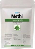 HealthVit Fenugreek/ Methi (Trigonella Foenum-Graecum) Powder 100gms(100 g) - Price 91 35 % Off