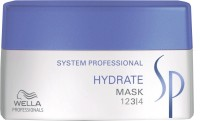 Wella Professionals System Professional Hydrate Mask for Dry Hair(200 ml)