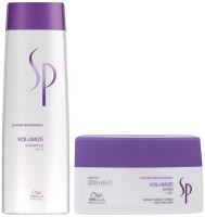 Wella Professionals Professional Sp volumize Shampoo & Mask Combos(450 ml)