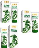 Richfeel Brahmi Hair Mask 100g (Pack Of 3)(300 g)
