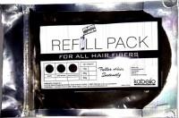 Kabello Hair Fiber Refill Pack Medium Brown(50 g)