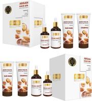 Richfeel Argan Hair Spa 85g (Pack Of 2)(170 g)