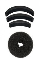 Out Of Box Donut Medium OOB_1005 High Hair Volumizer Bumpits(4 g) - Price 160 77 % Off