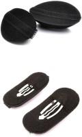 Out Of Box Princess Puff Soft Velcro OOB_1004 High Hair Volumizer Bumpits(4 g)