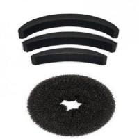 Styler Donut Medium S_001 High Hair Volumizer Bumpits(4 g) - Price 119 76 % Off
