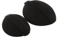 Shreeparna Princess Puff Soft Velcro Set of 2 SP-995 Extreme Hair Volumizer Bumpits(2 g)