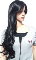 Air Flow Medium Hair Wig(Women) - Price 3299 80 % Off
