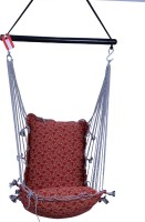 View Kkriya Home Decor Cotton Swing(Orange) Furniture (Kkriya Home Decor)