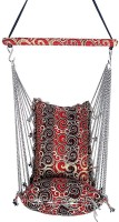 Kkriya Maarketing JUMBO HAMMOCK Cotton Hammock(Red)