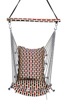 Kkriya Maarketing Swing King & WASHABLE Cotton Swing(Black)