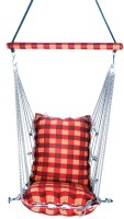 Kkriya Maarketing Regular Cotton Hammock(Red)