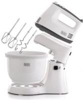 Black & Decker M700 300 W Stand Mixer(White)