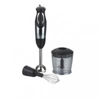 SKYLINE 4050SS 500 W Chopper, Electric Whisk, Hand Blender(Black)