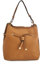 Vero Couture Shoulder Bag(Brown)