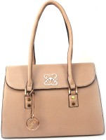 KEM Women Beige Hand-held Bag