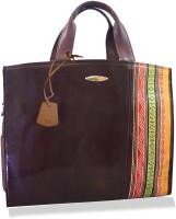 Arpera Hand-held Bag(Brown)