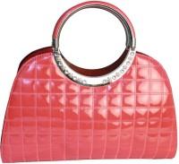 Silver Rose Hand-held Bag(Pink)