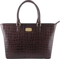 La Roma Hand-held Bag(Brown)