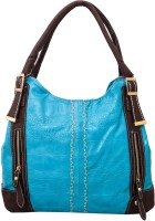 Heels & Handles Shoulder Bag(Blue)