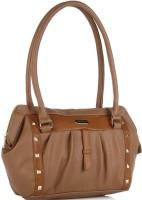 PEPERONE Women Tan Shoulder Bag