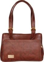 Merci Hand-held Bag(Brown)