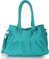 Cottage Accessories Women Blue PU Sling Bag