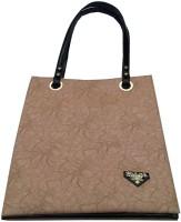 Alifs Shoulder Bag(Beige, Black)