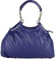 Butterflies Hand-held Bag(Blue)